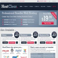 HostClear image