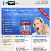 Just Host image
