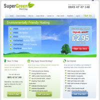 SuperGreen Hosting image